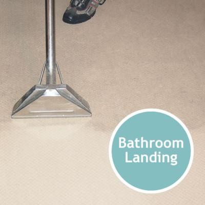 CARPET CLEANING Bathroom/ Toilet/ Landing