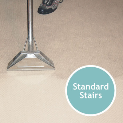 CARPET CLEANING Standard Stairs